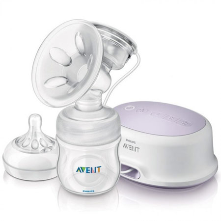 phillips avent single comfort natural